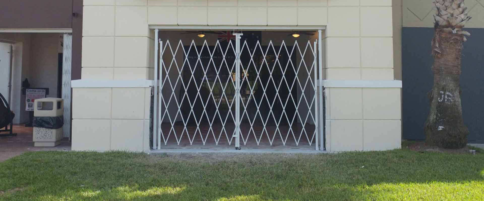 Steel Folding Gates for Any Entrance