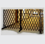 Accordion Gates Security Gate Company Dekalb Chicago IL